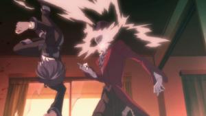 Rentaro kicks Kagetane (Pre Release)