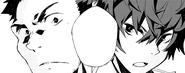 Rentaro confronts Tadashima