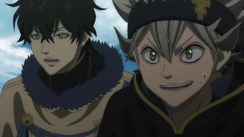File:Asta and Yuno prepared to aim for the top.png