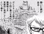 Klaus remembering the rumors about Diamond Kingdom