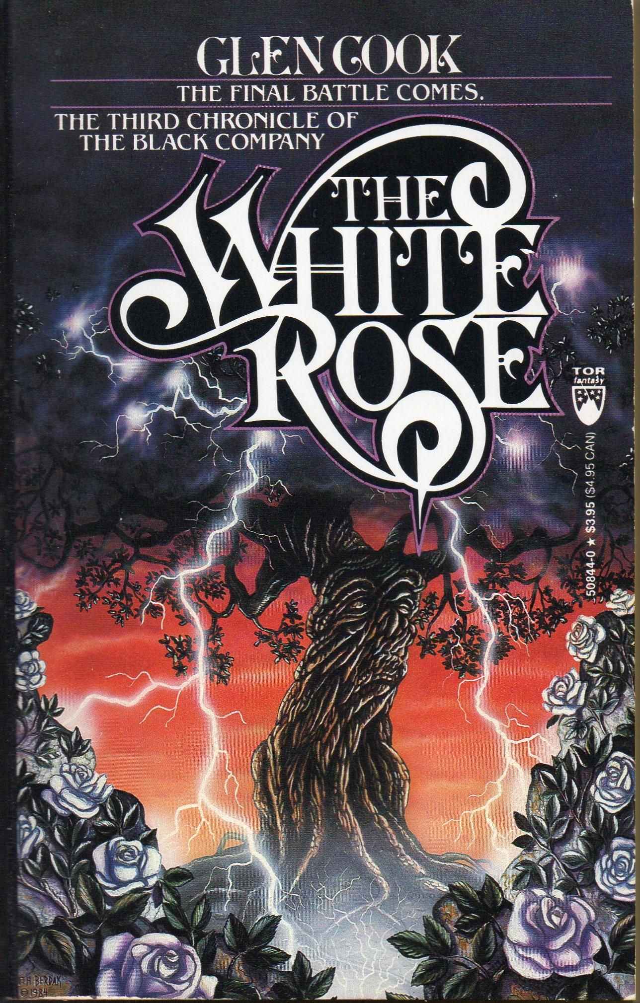 White-rose-glen-cook-paperback-cover-art