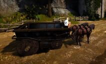 Vehicle trade wagon-0