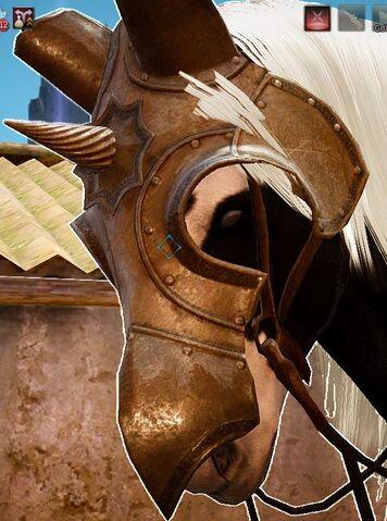 File:Horsearmor steel champron.jpg