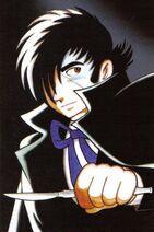 Jack Black Manga