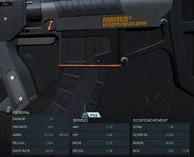 Vulcan STD-04XL BPFA