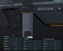 Vulcan STD-01 BSMG