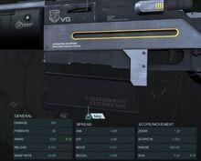 Vulcan STD-04XL BA