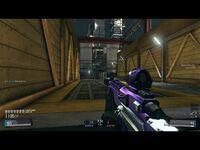 Purple Bolt-Action Spree