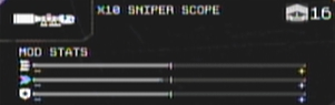 X10 Scope