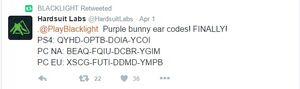 April Fooled HLS Twitter