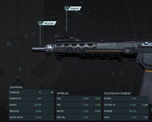 Frontier Compensator Barrel