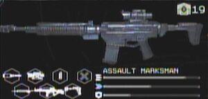 Assault Marksman
