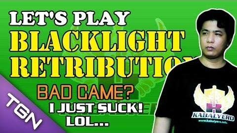 Let's Play Blacklight Retribution - Bad Game