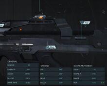 Vulcan STD-02L TSMG-1
