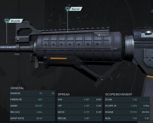 ArmCom Assault Barrel
