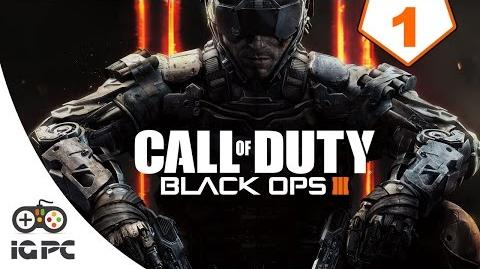 Call Of Duty Black Ops 3 - GamePLay - Mission 1 Black Ops