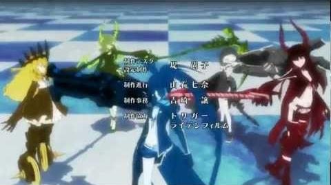 Black Rock Shooter - Opening HD