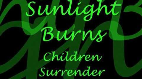 Black Veil Brides-Children Surrender with lyrics