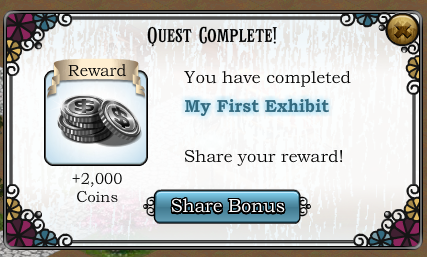 File:Quest My First Exhibit-Rewards.png