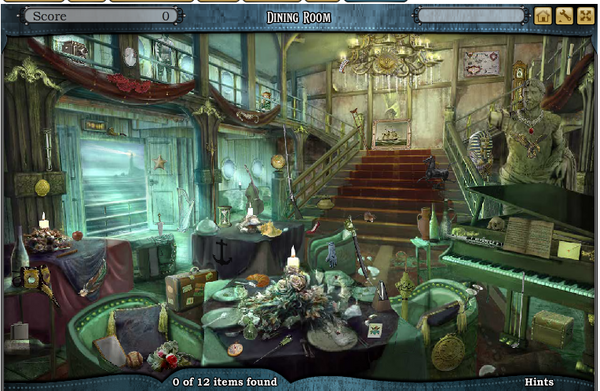 Scene Dining Room-Screenshot