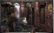 London alley icon