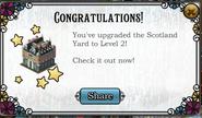 Scotland Yard upgrade to 2 complete