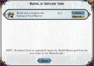 Quest Complete the Scotland Yard1-Tasks
