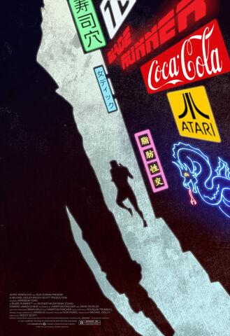 File:Movie poster blade runner by closerinternal.jpg