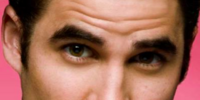 Blaine's Eyebrows