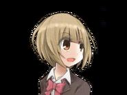 Yuzu Exclaiming Happily