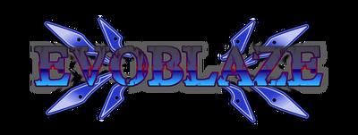EvoBlaze Logo Test 2