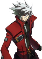 Ragna the Bloodedge (Story Mode Artwork, Extra)