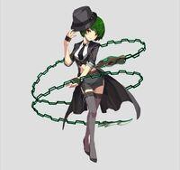 Hazama (Lost Saga, Artwork, Female)