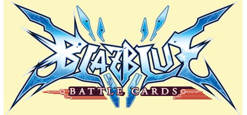 File:BlazBlue Battle Cards (Logo).png