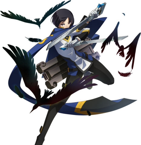 File:Hibiki Kohaku (Centralfiction, story mode artwork, pre battle).png