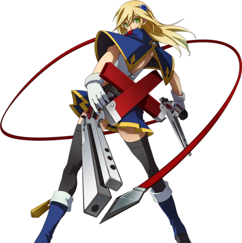 File:Noel Vermillion (Story Mode Artwork, Chronophantasma, Pre Battle).png