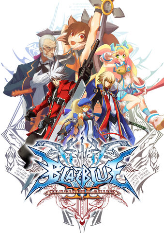 File:BlazBlue Continuum Shift II (Cover).jpg