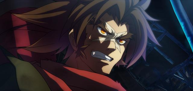 File:Bang Shishigami (Chronophantasma, Arcade Mode Illustration, 3).png
