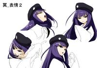 Mei Amanohokosaka (Concept Artwork, 12)
