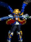 Jin Kisaragi (Sprite, Overdrive)