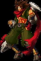 Bang Shishigami (Continuum Shift, Character Select Artwork)
