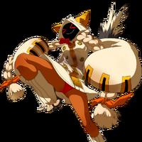 Taokaka (Story Mode Artwork, Pre Battle)