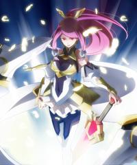 Tsubaki Yayoi (Chronophantasma, Arcade Mode Illustration, 3, Type B)