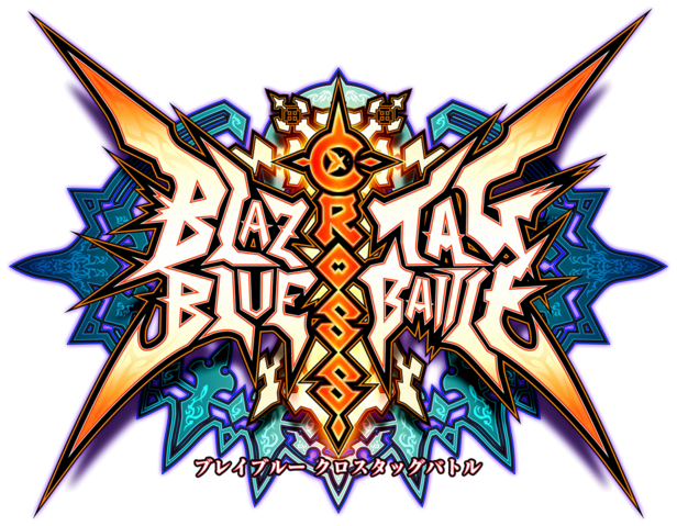 File:BlazBlue Cross Tag Battle (Logo).png