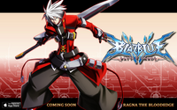 BlazBlue Battle Cards (Announcement of Ragna the Bloodedge)