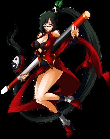 File:Litchi Faye-Ling (Continuum Shift, Character Select Artwork).png