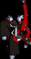 Ragna the Bloodedge (Sprite, 623C,D-236C)