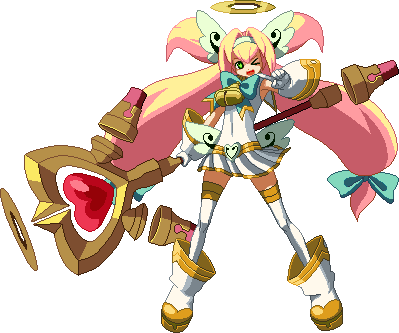 File:Platinum the Trinity (Sprite, Astral Heat suit).png