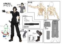 Kazuto Kotetsu (Concept Artwork, 7)
