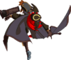 Tsubaki Yayoi (Chronophantasma, Sprite, j.BC)